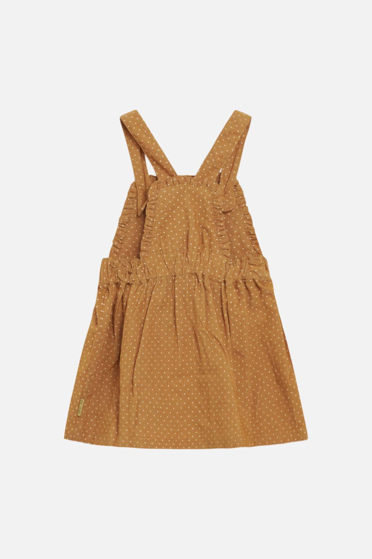 Hust & Claire Kalla kjole, cinnamon, 68