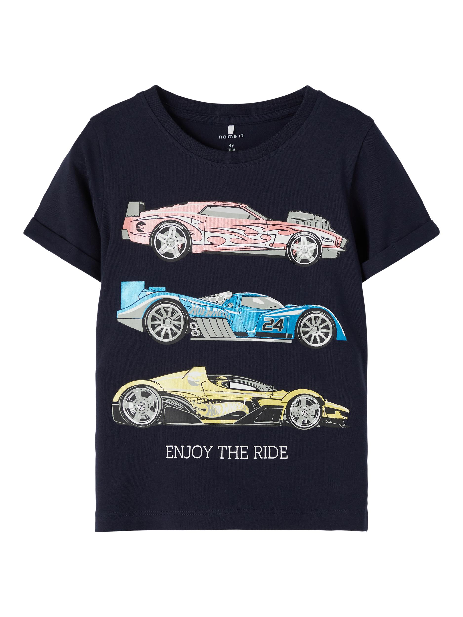 Name It Hot Wheels Evald t-shirt