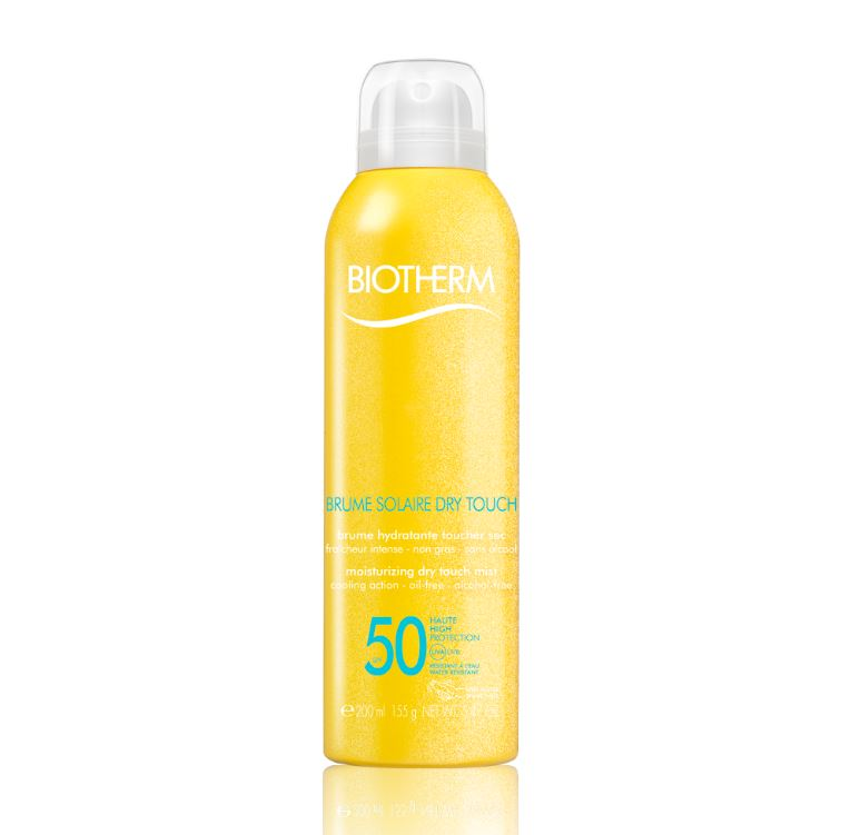 Biotherm Brume Solaire Dry Touch Mist SPF50, 200 ml