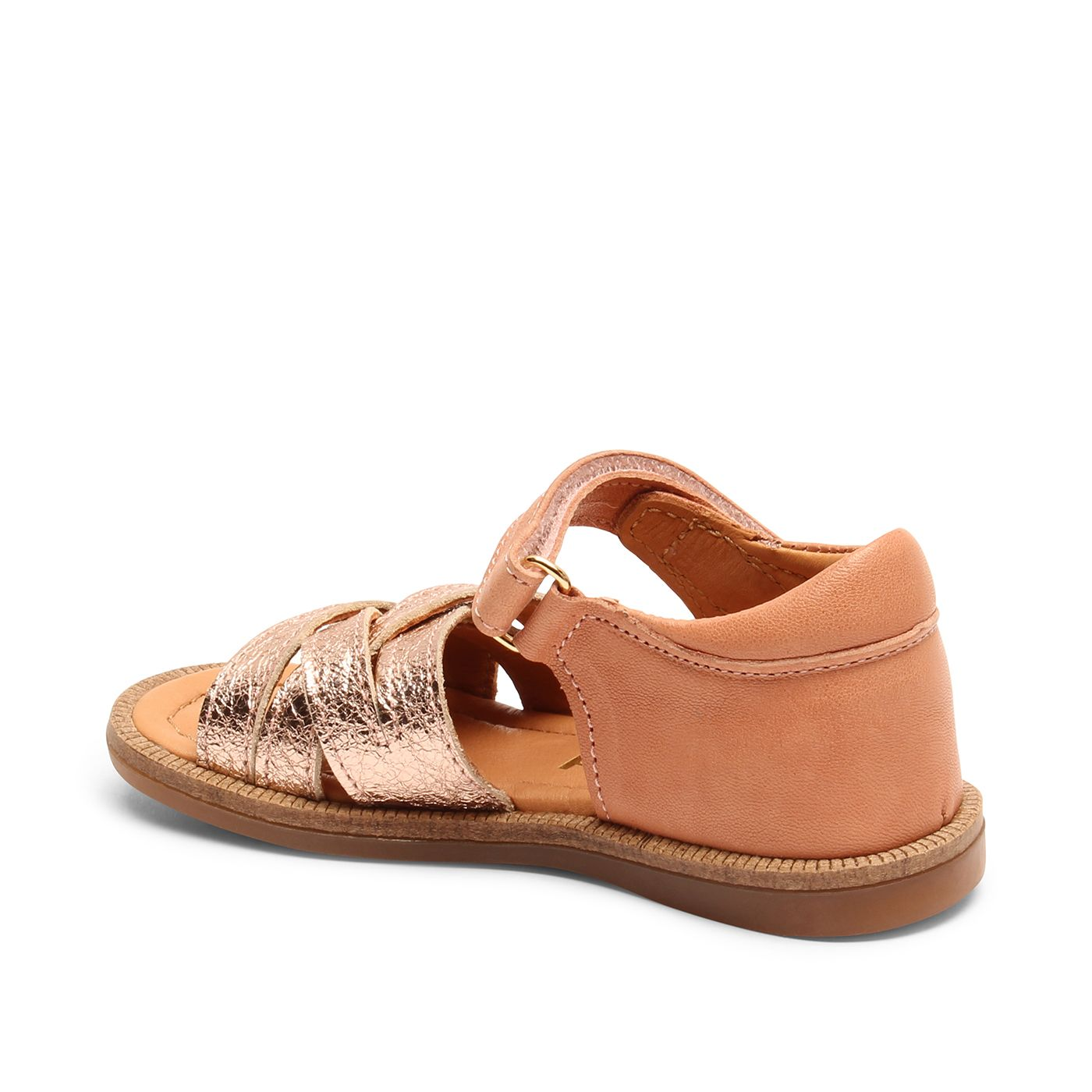 Bisgaard Cannie sandal, rose gold, 27