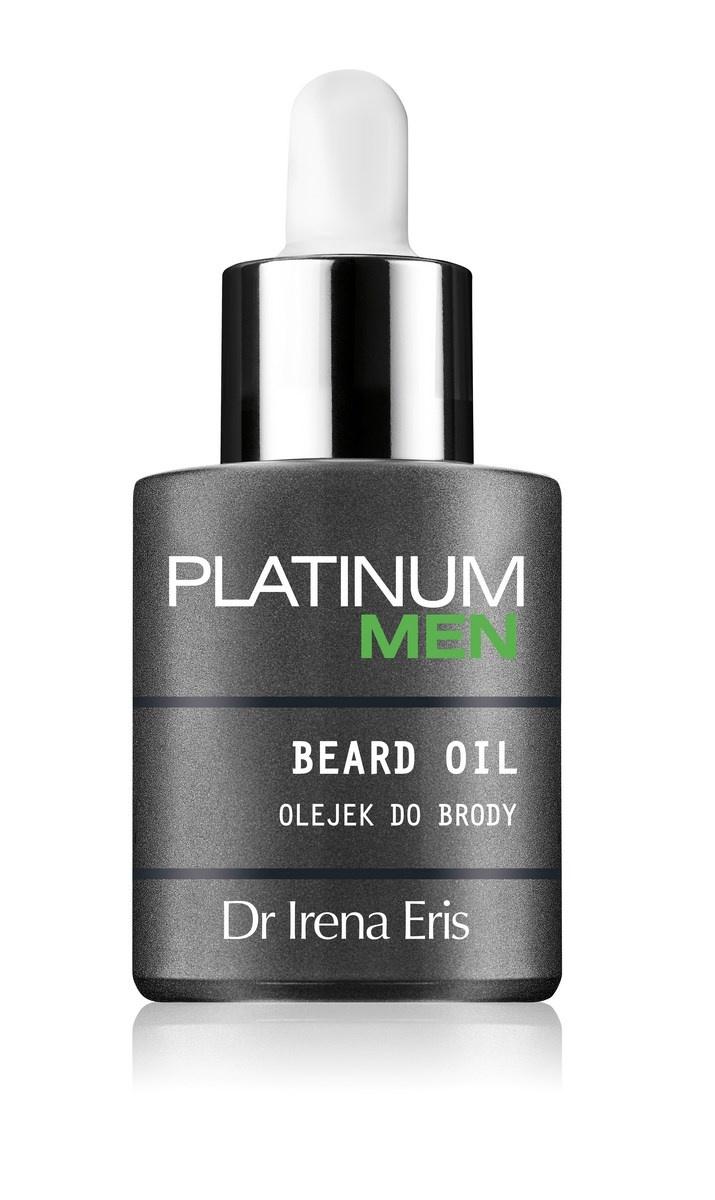 Dr Irena Eris Platinum Men Beard Oil, 30 ml