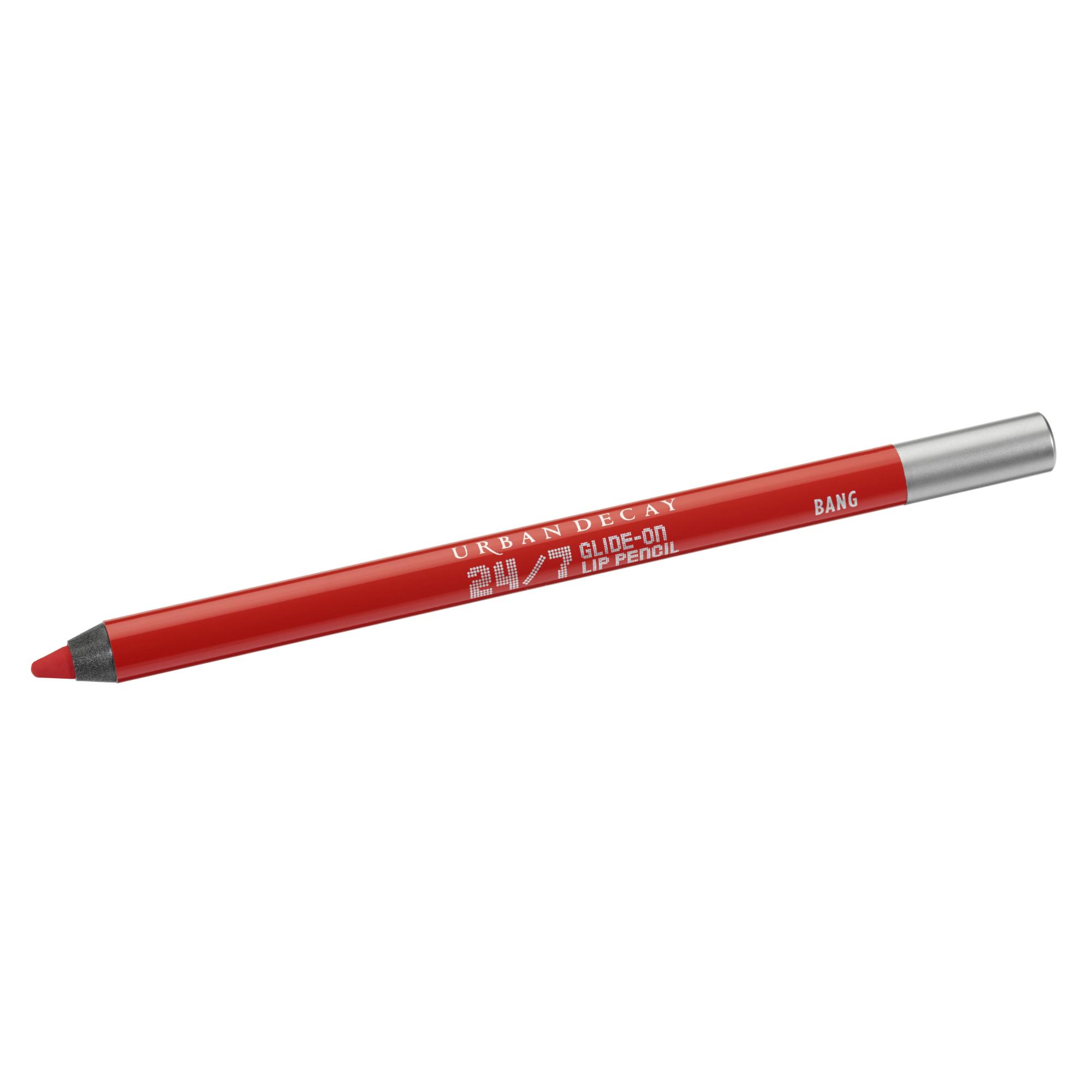 Urban Decay 24/7 Lip Pencil, bang
