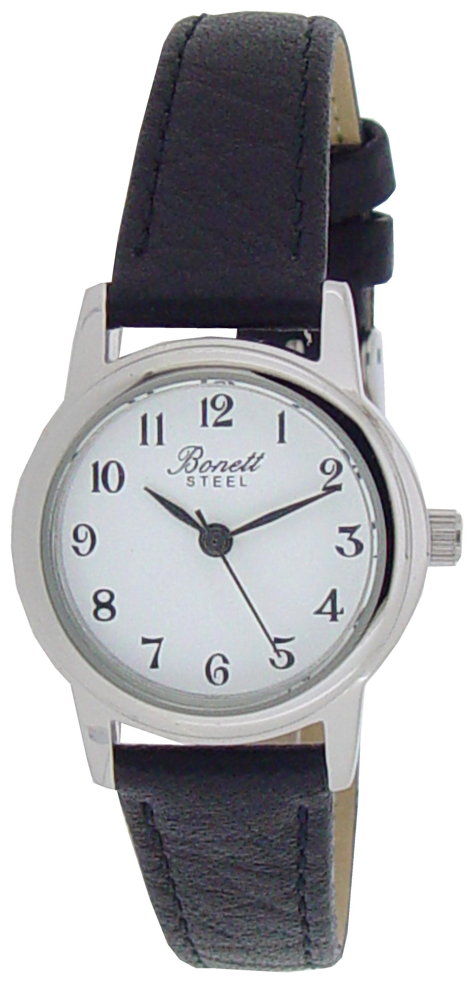 Bonett 157C dameur, silver/black
