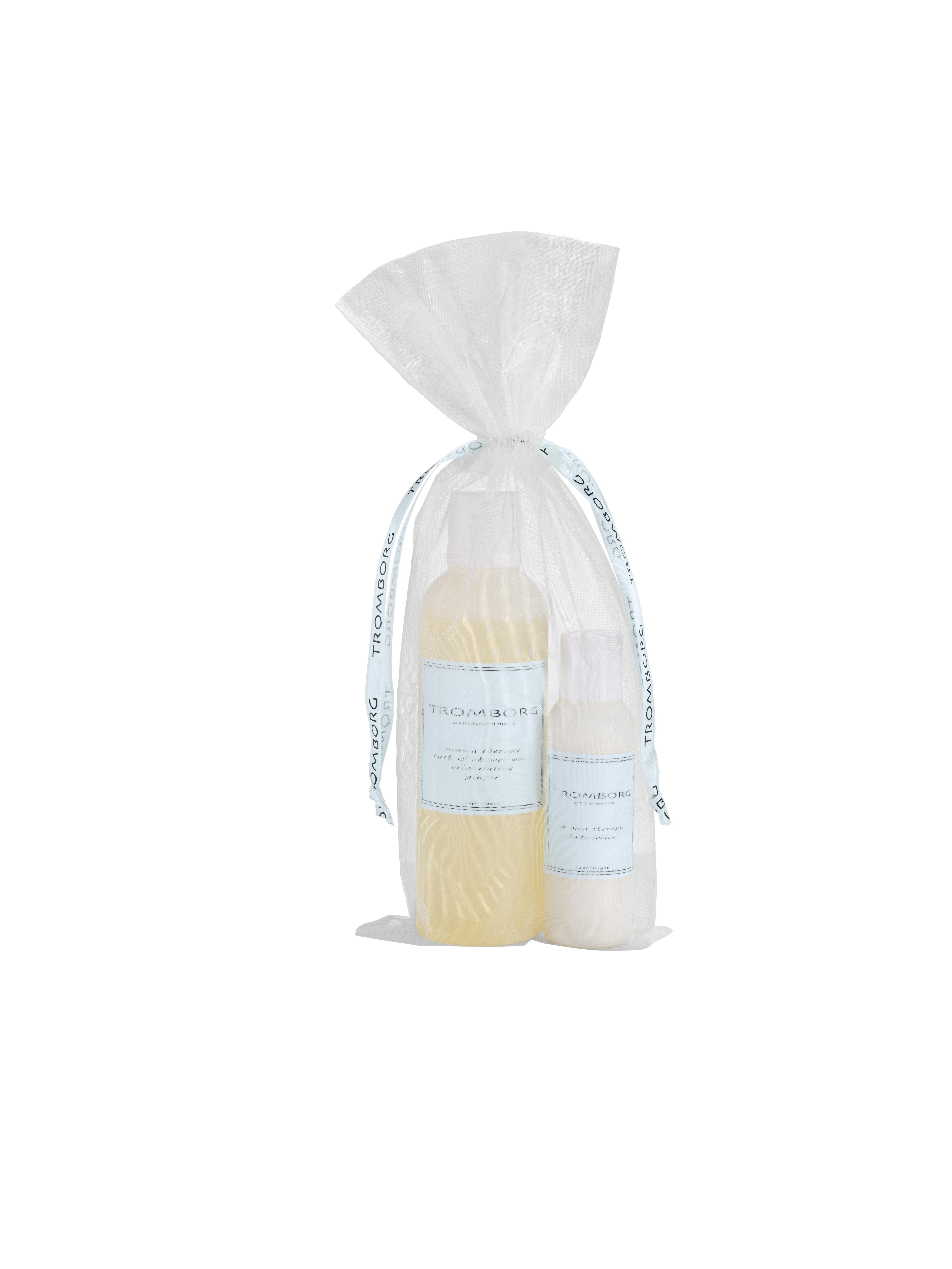 Tromborg Bath & Shower Ginger Wash Gaveæske 2020