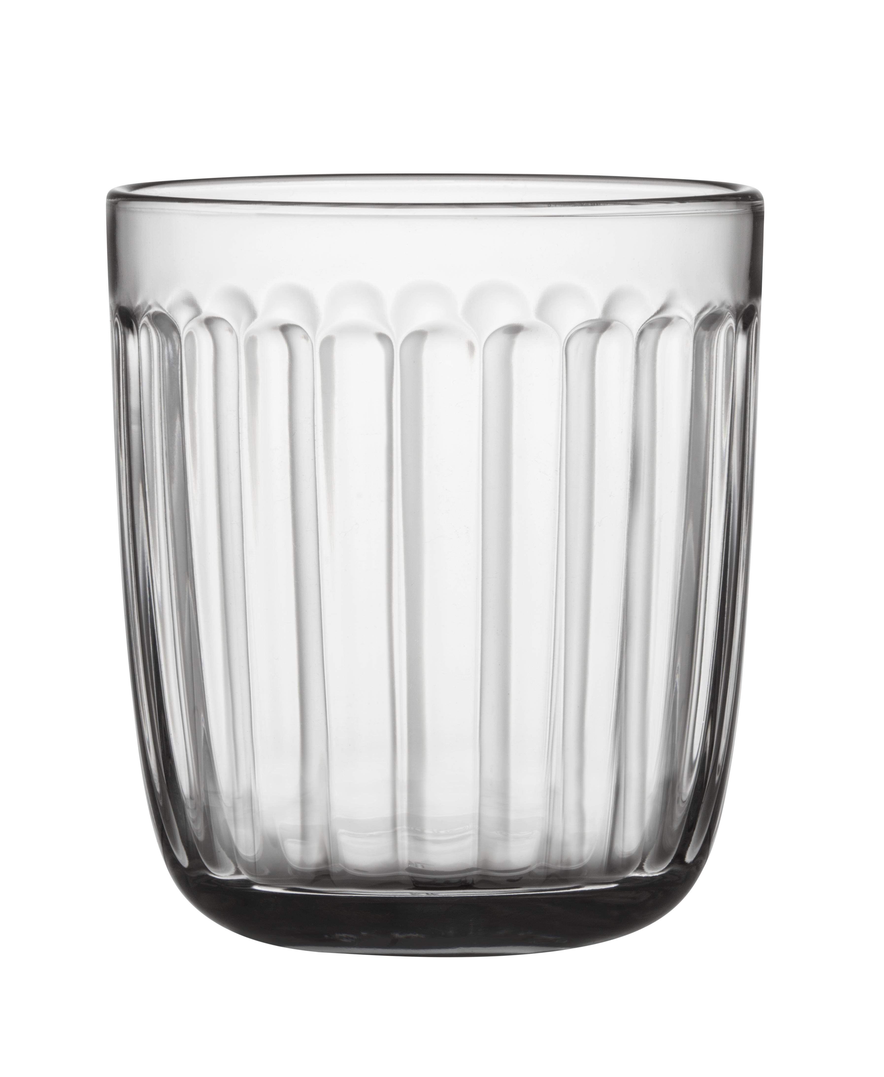 Iittala Raami glas, 260 ml, klar, 2 stk