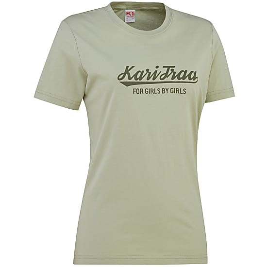 Kari Traa mølster t-shirt, Slate, Small