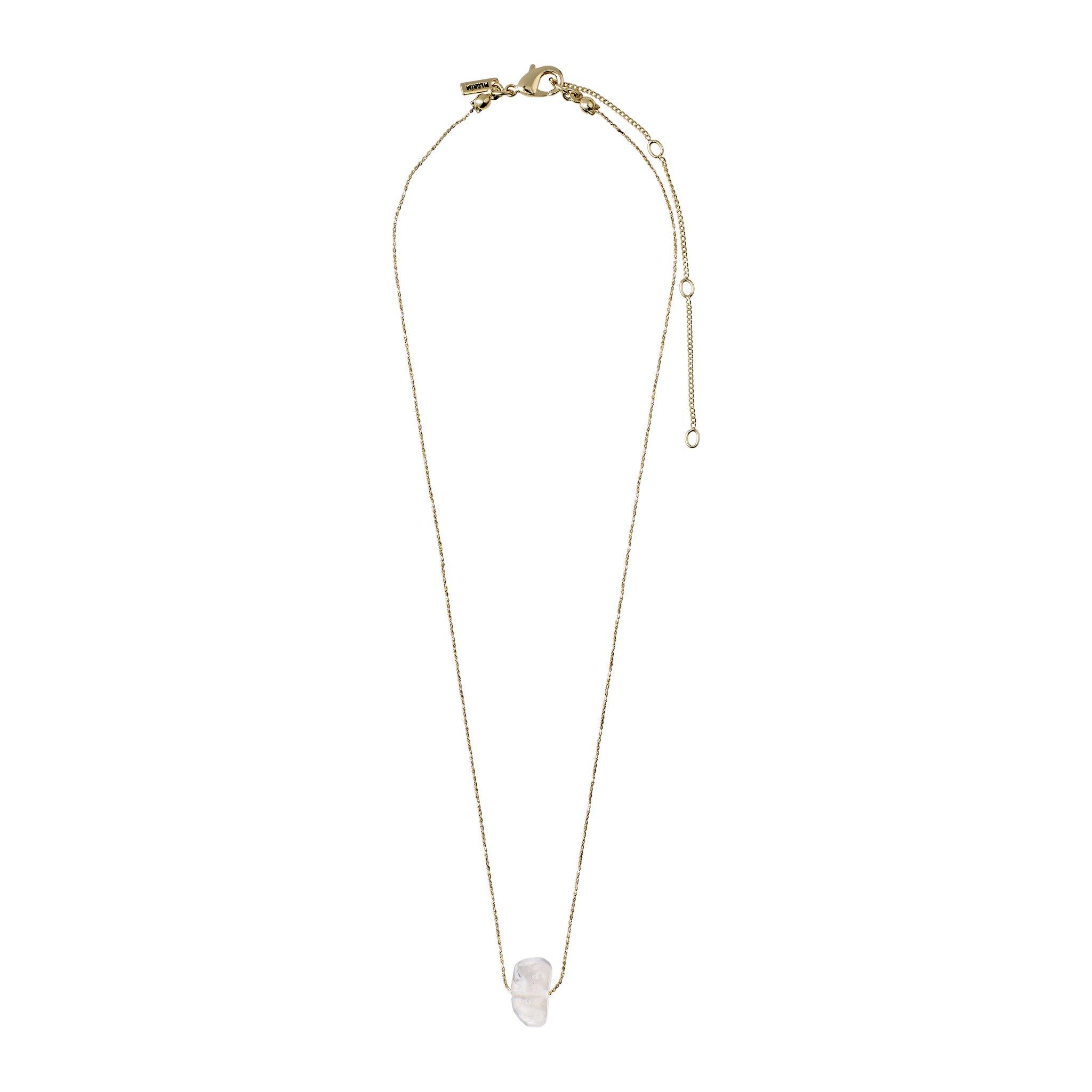 Pilgrim Chakra halskæde, sølv