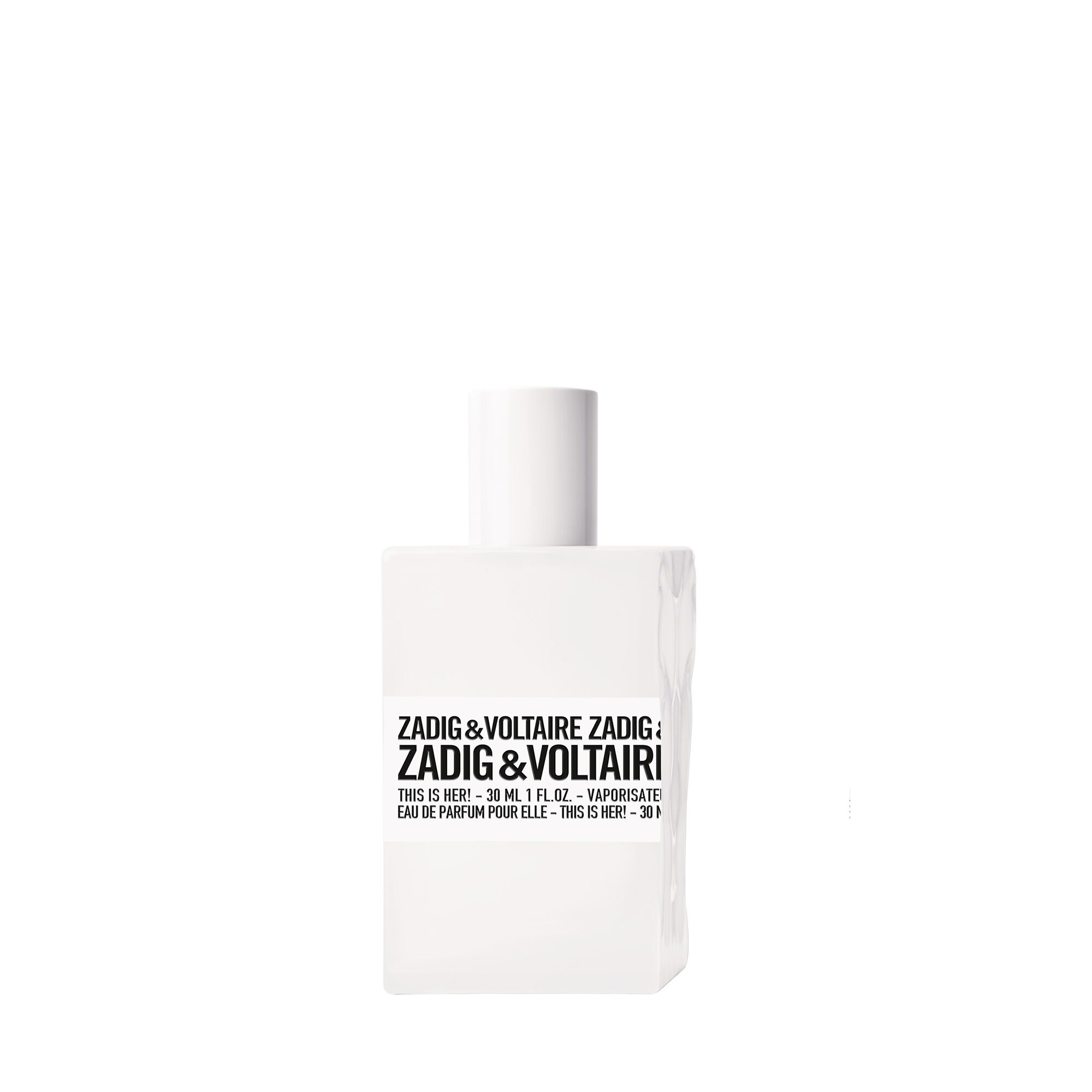 Zadig & Voltaire This is Her! EDP, 30 ml