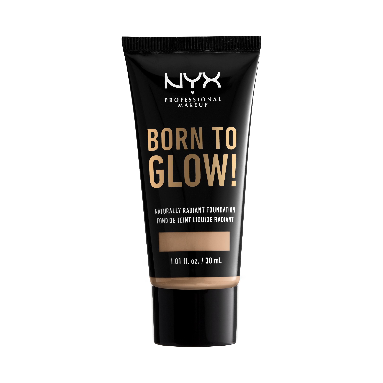 NYX Professional Makeup Born To Glow Foundation, natural