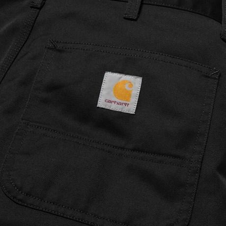 Carhartt Simple bukser, Black, 32-32