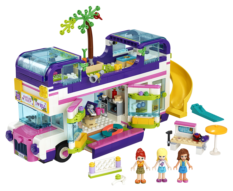 LEGO Friends Venskabsbus - 41395