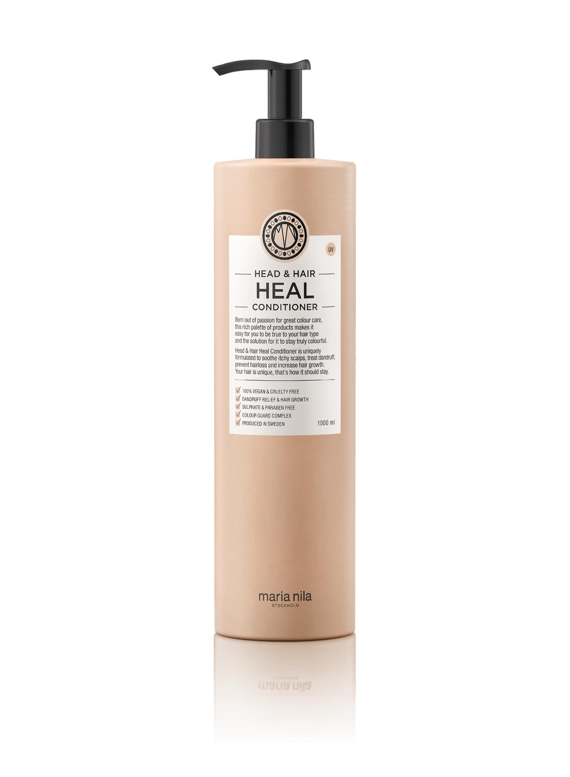 Maria Nila Head & Hair Heal Conditioner, 1000 ml