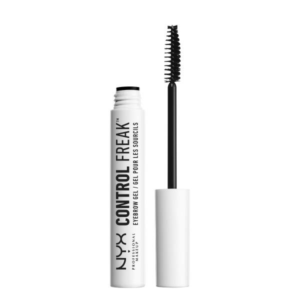 NYX Professional Makeup Control Freak Eyebrow Gel, clear