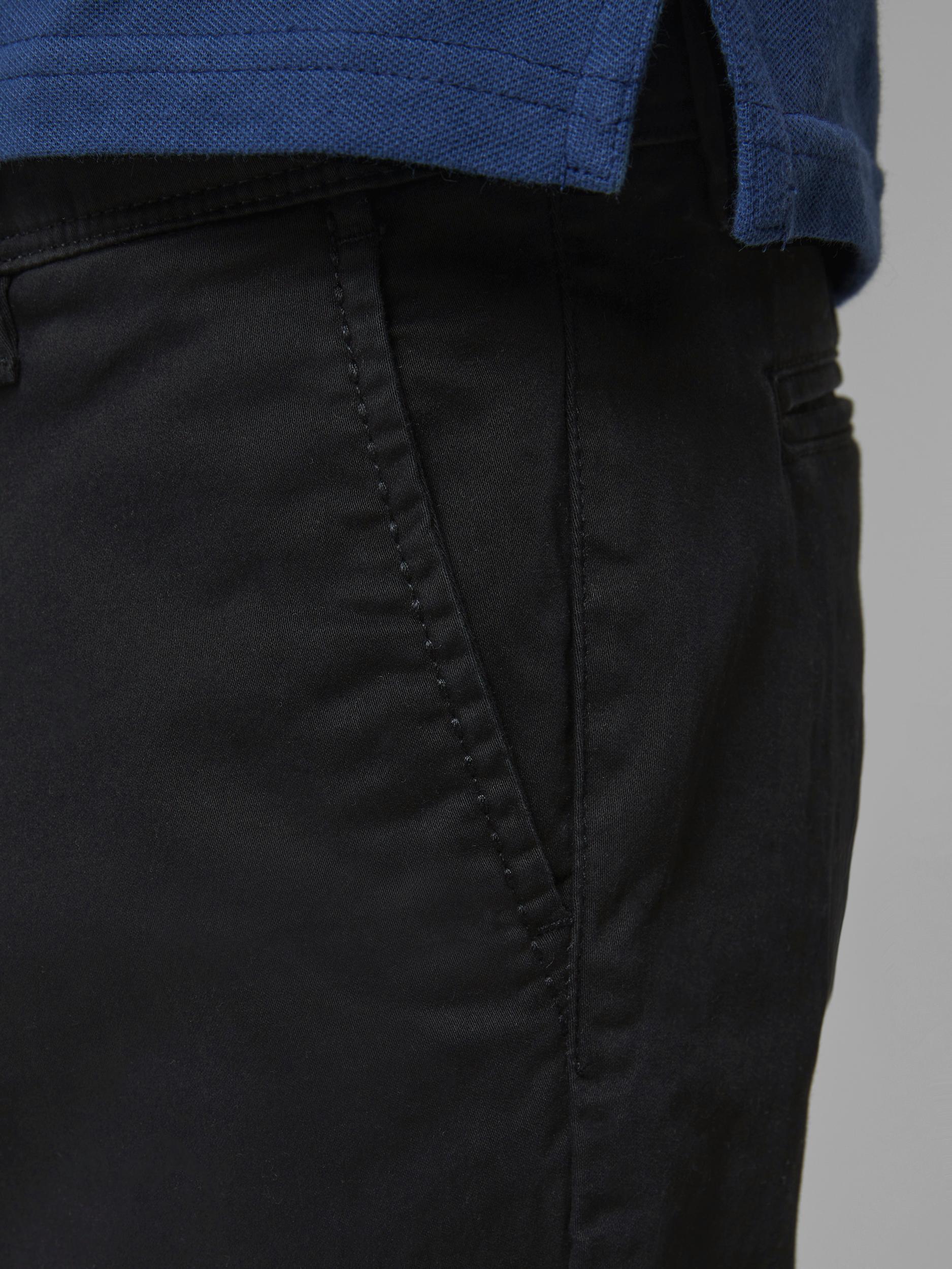 Jack & Jones Marco Bowie bukser, black, 170