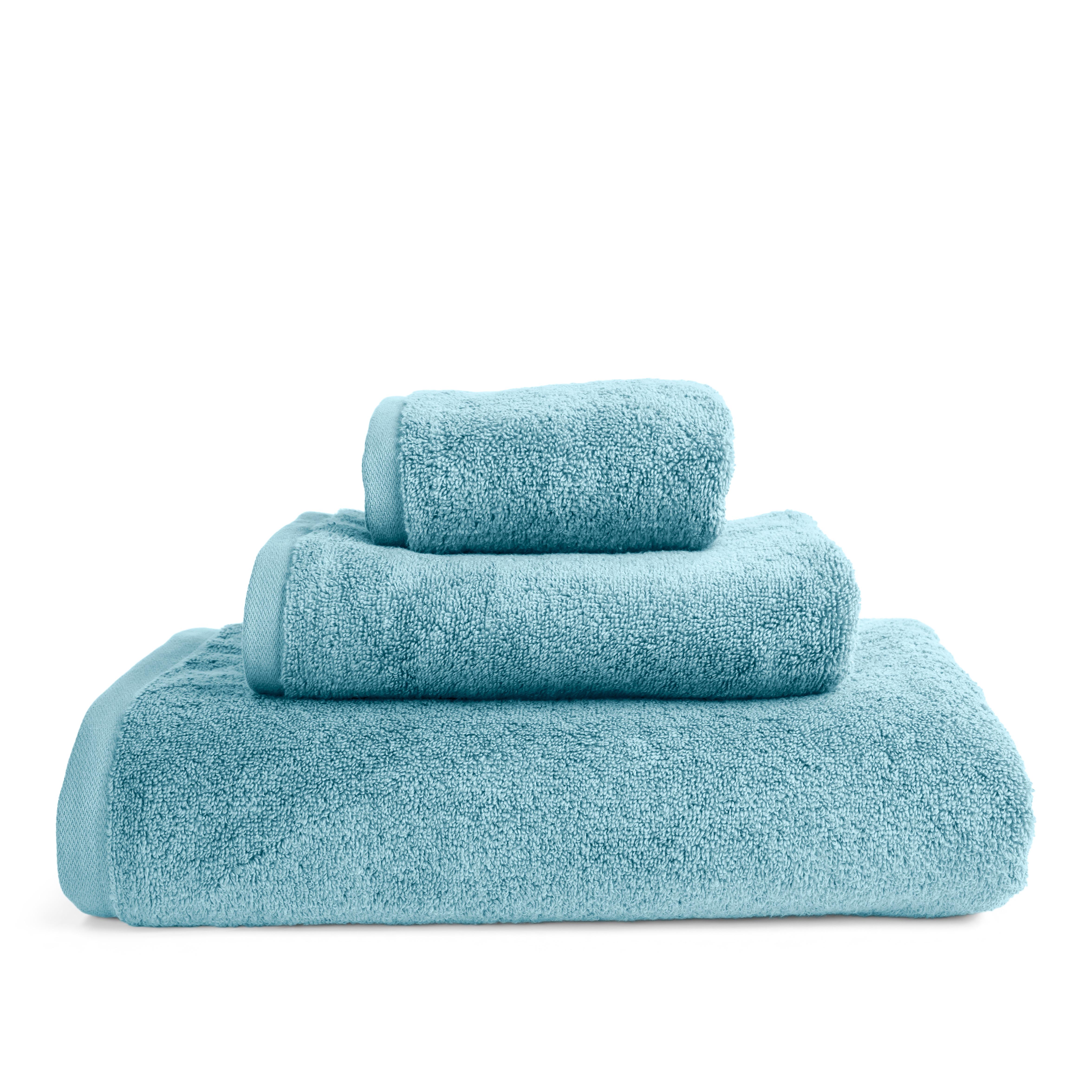 Nordstrand Lux Soft håndklæde, pale rose