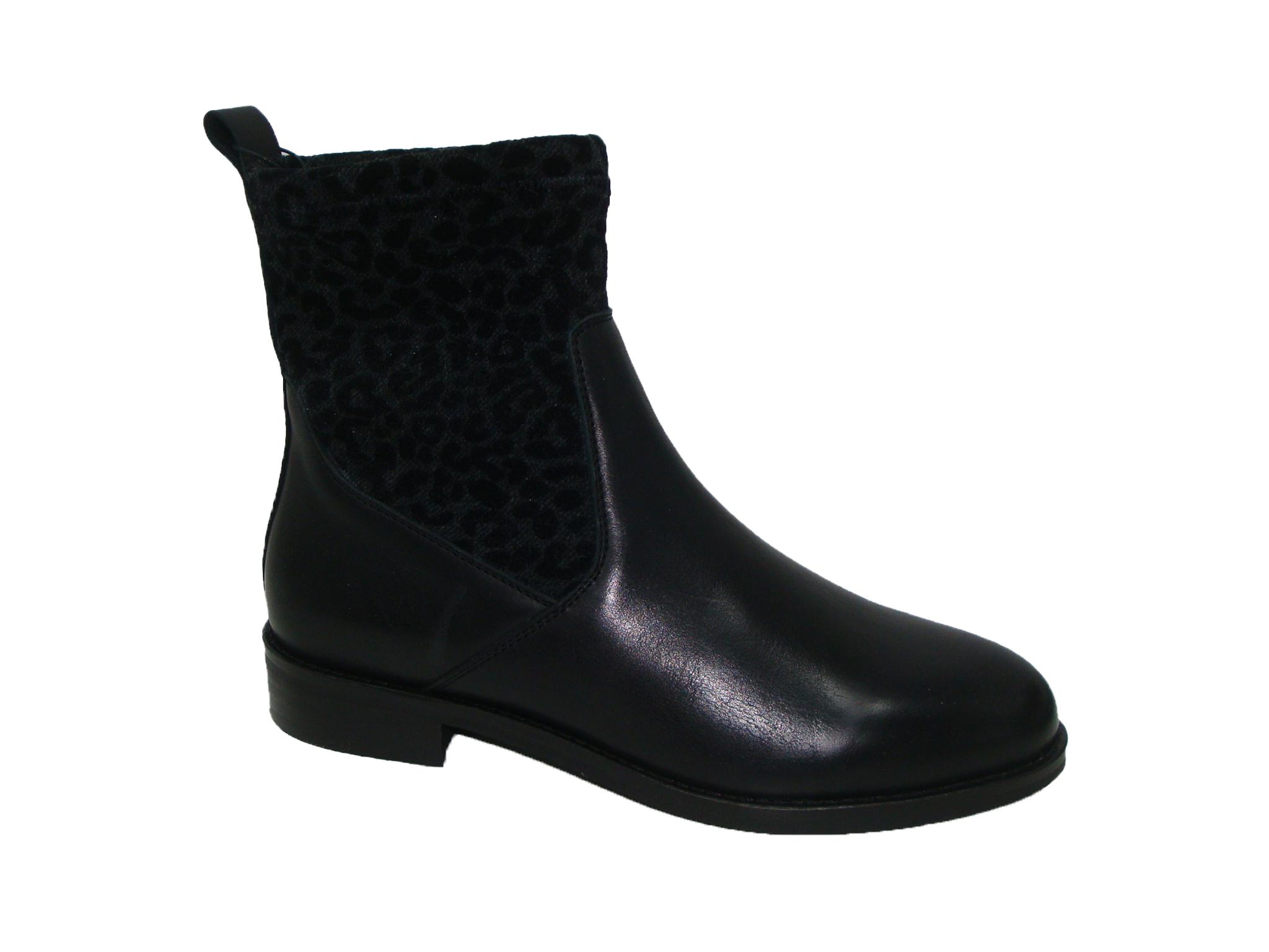 Nordstrand 2048 støvle, black, 40