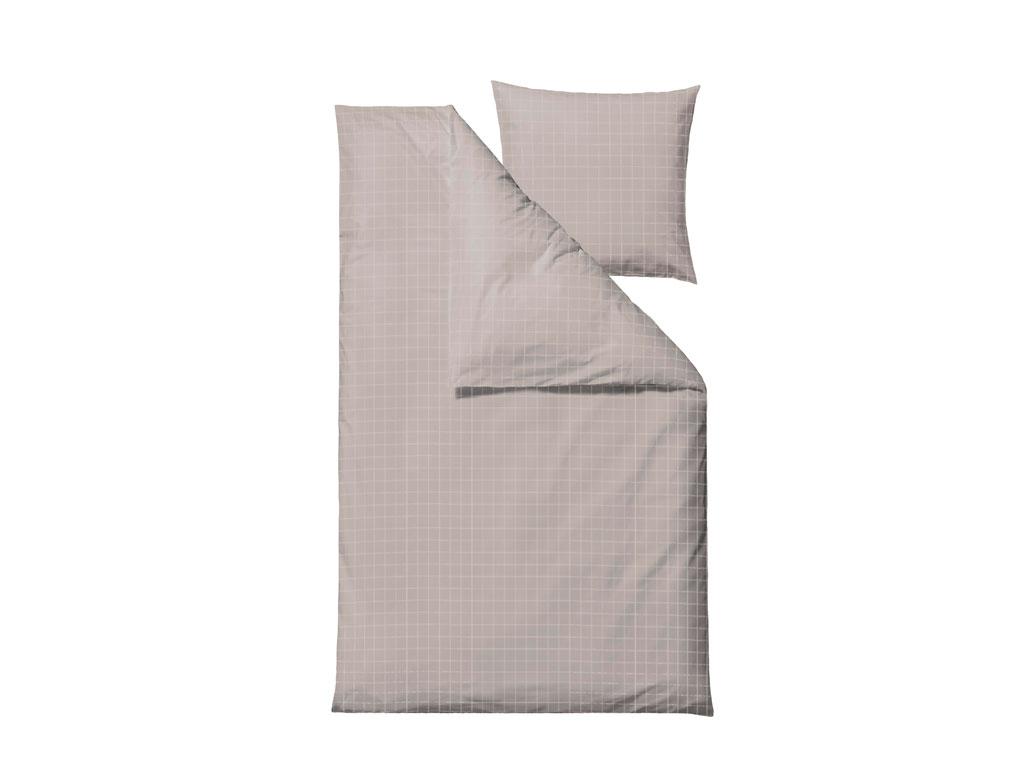 Södahl Clear sengelinned, 140x220 cm, beige