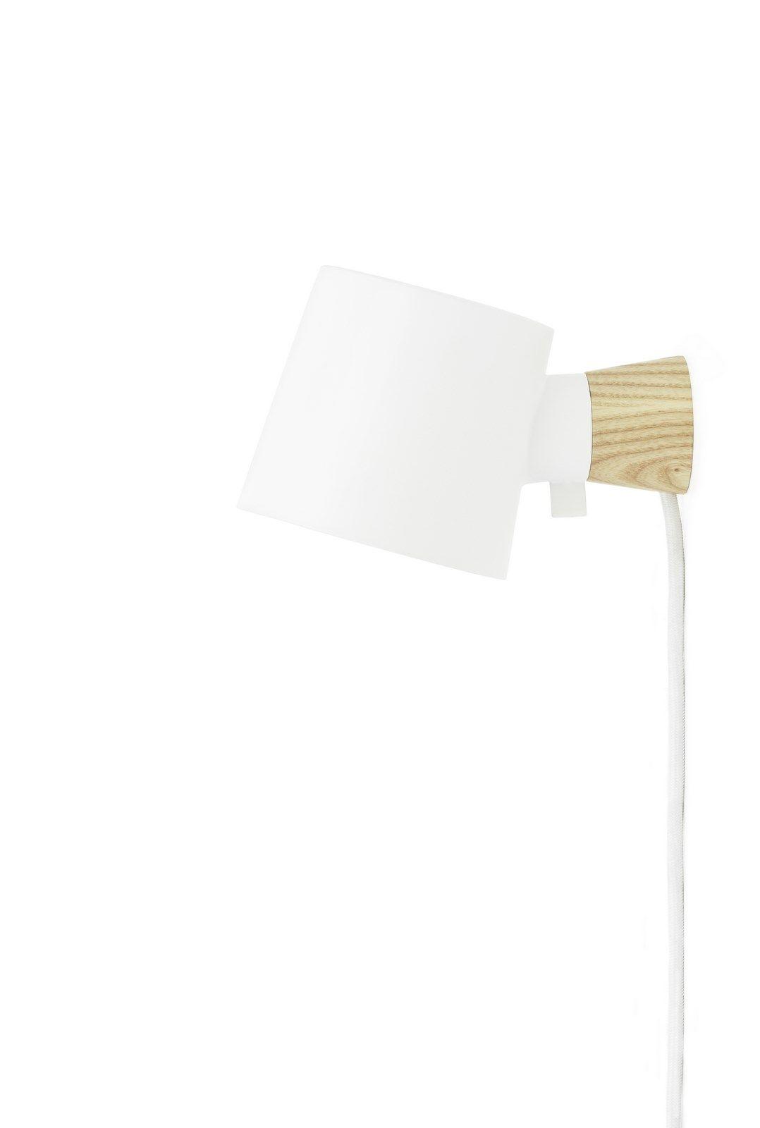 Normann Rise væglampe, 9,7 cm