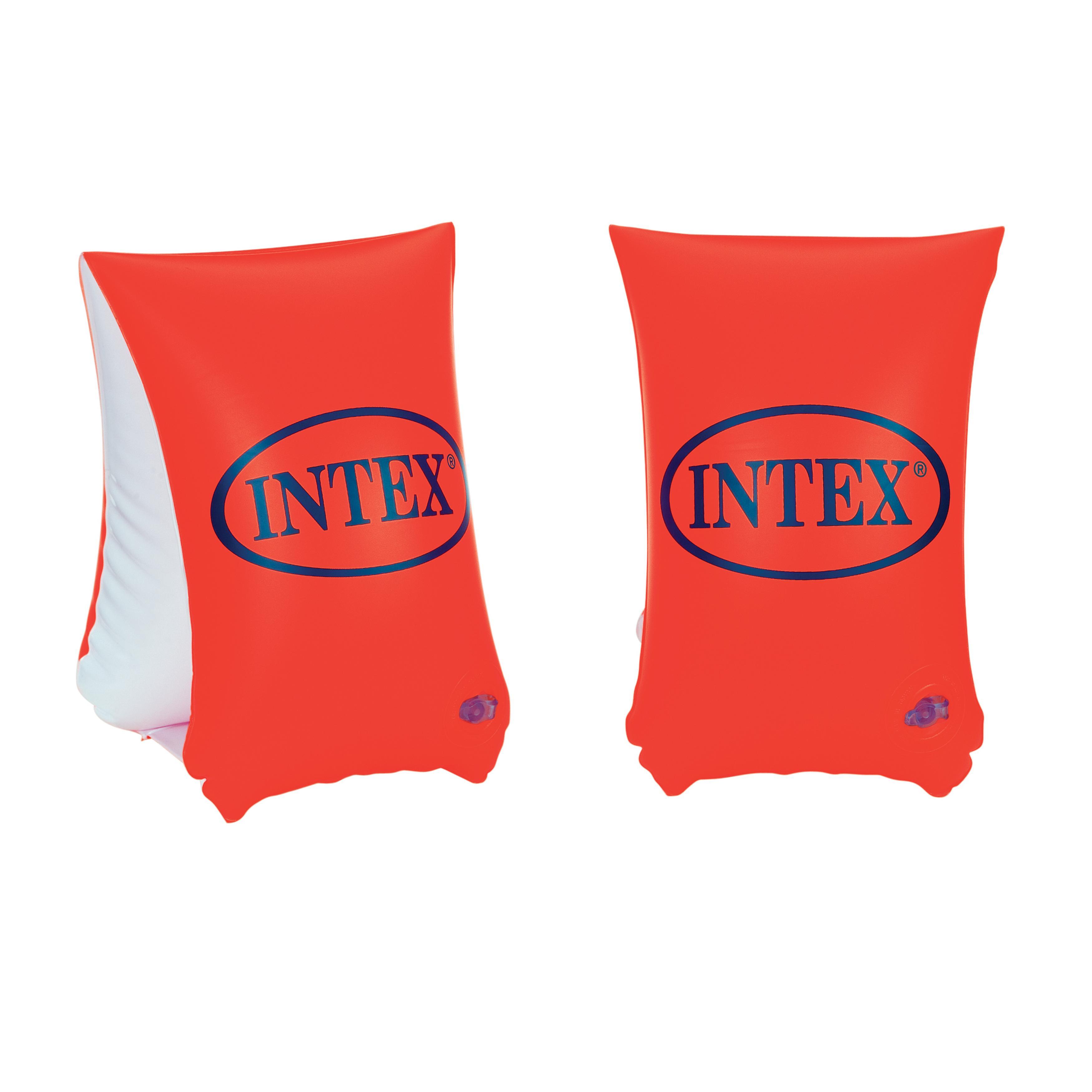 INTEX svømmevinger deluxe 6-12 år