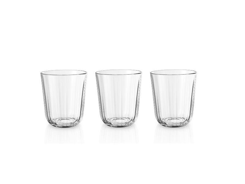 Eva Solo Facet glas, 270 ml, 6 stk