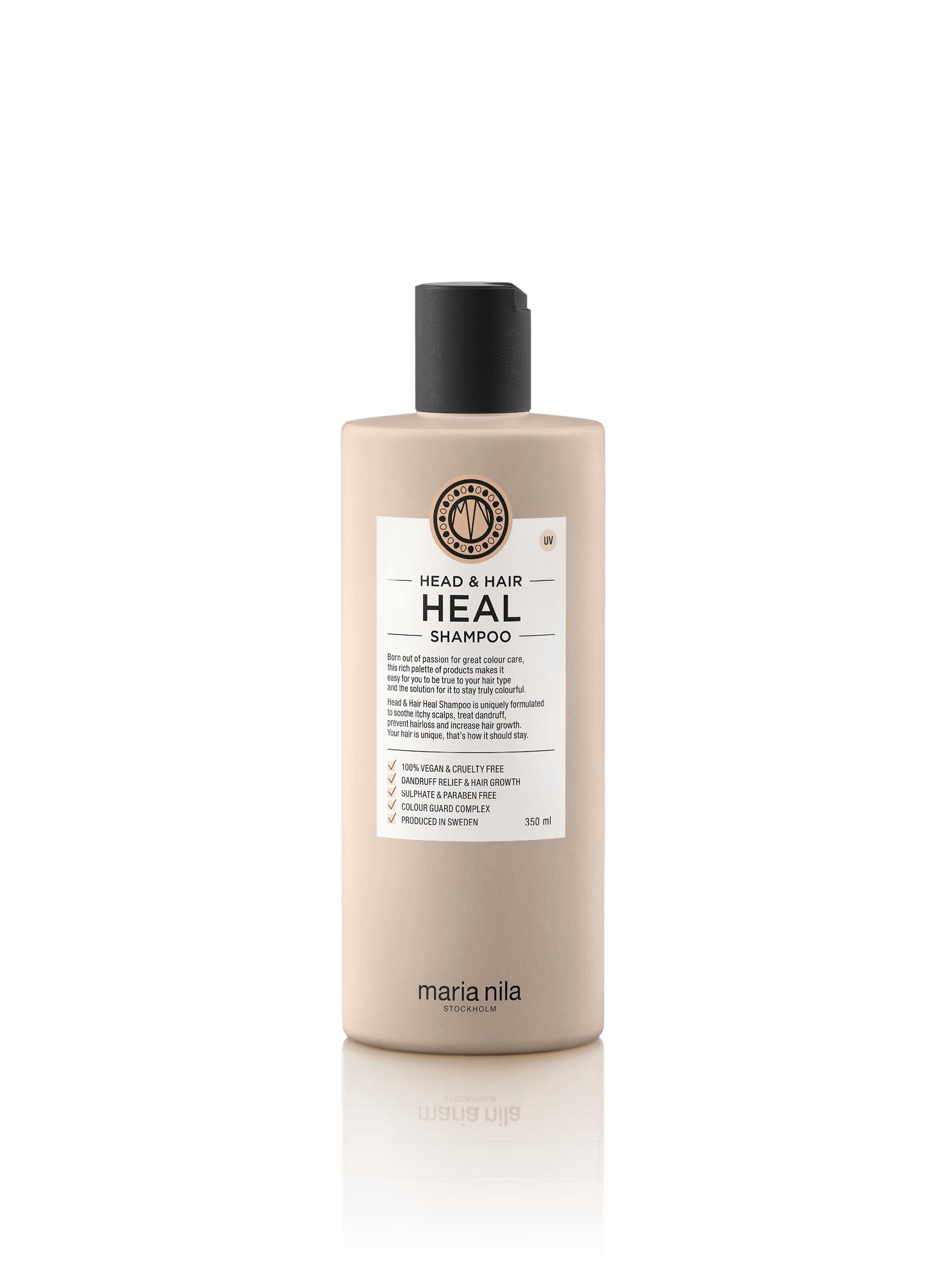 Maria Nila Head & Hair Heal Shampoo, 350 ml