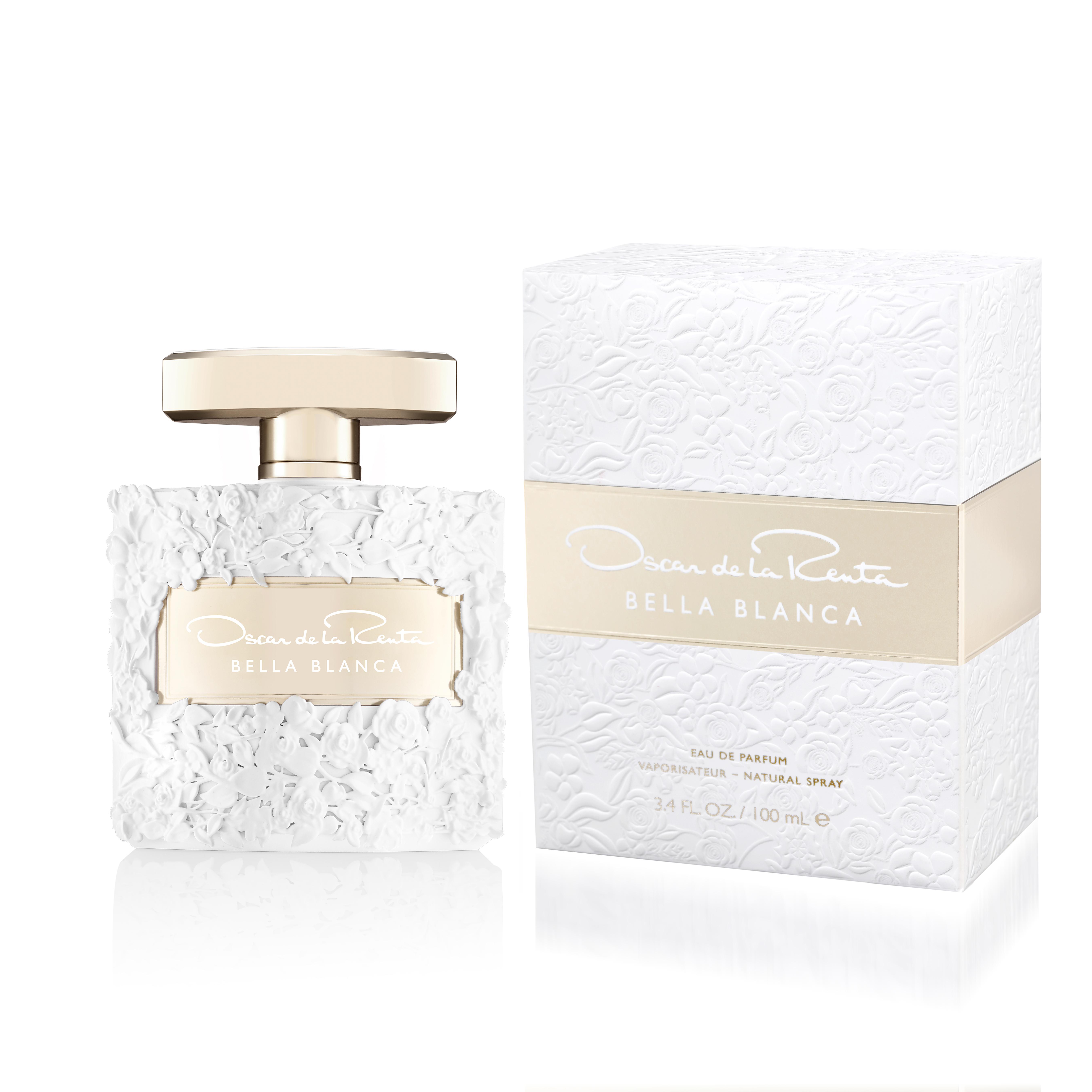 Oscar de la Renta Bella Blanca EDP, 100 ml