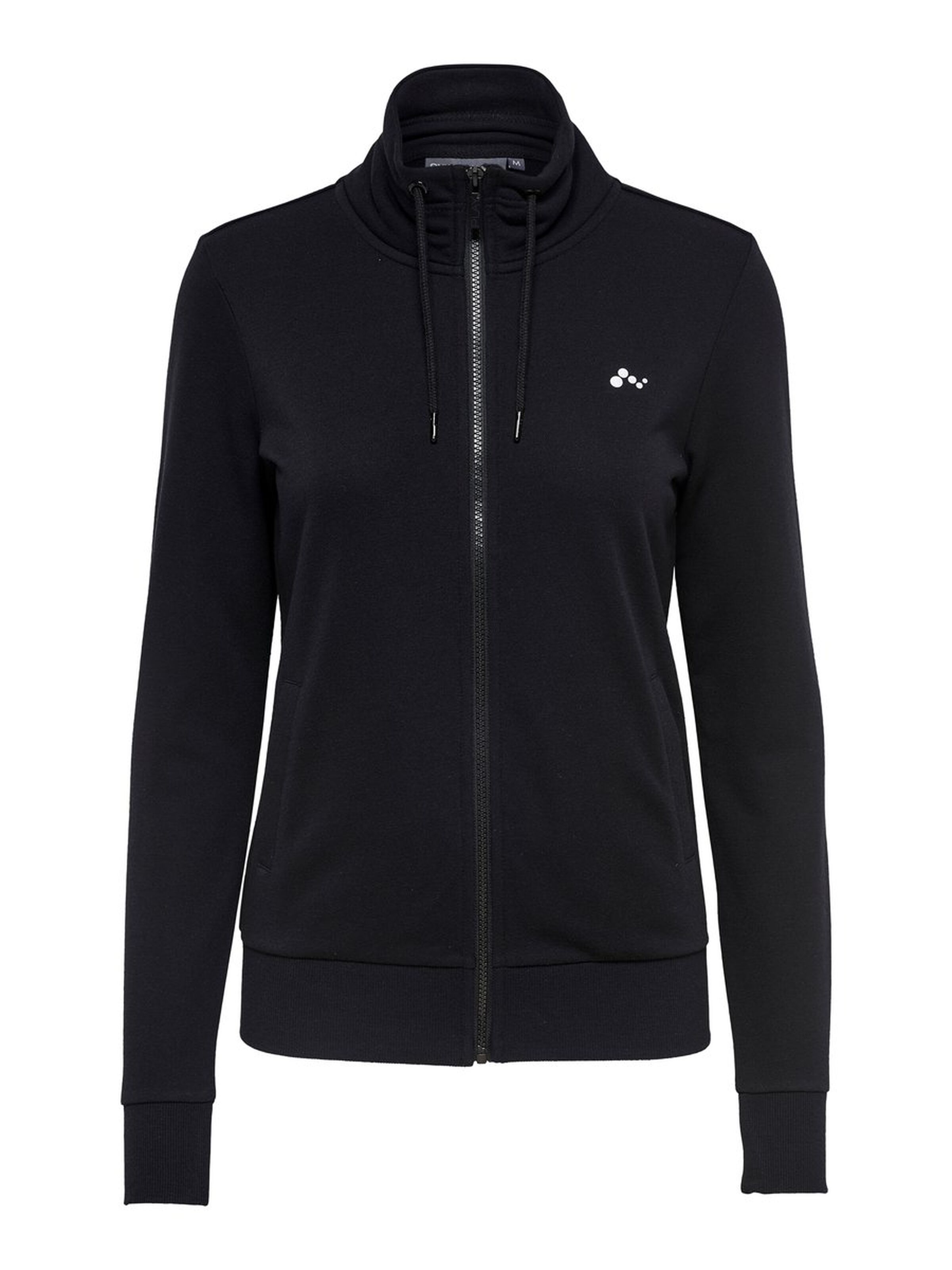Only Play Elina højhalset sweatshirt, black, x-small