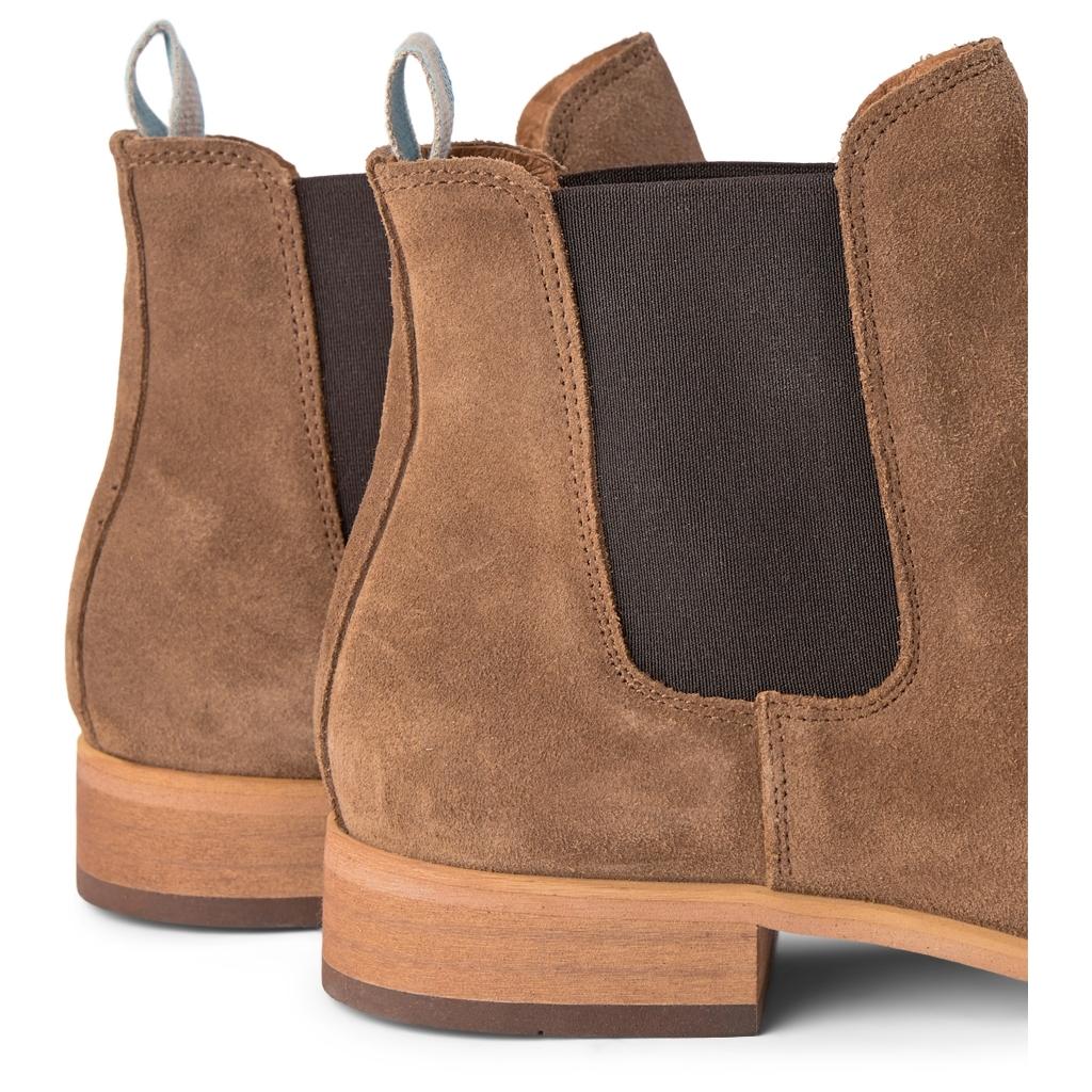 Shoe the Bear Dev Chelsea støvle, tobacco, 41