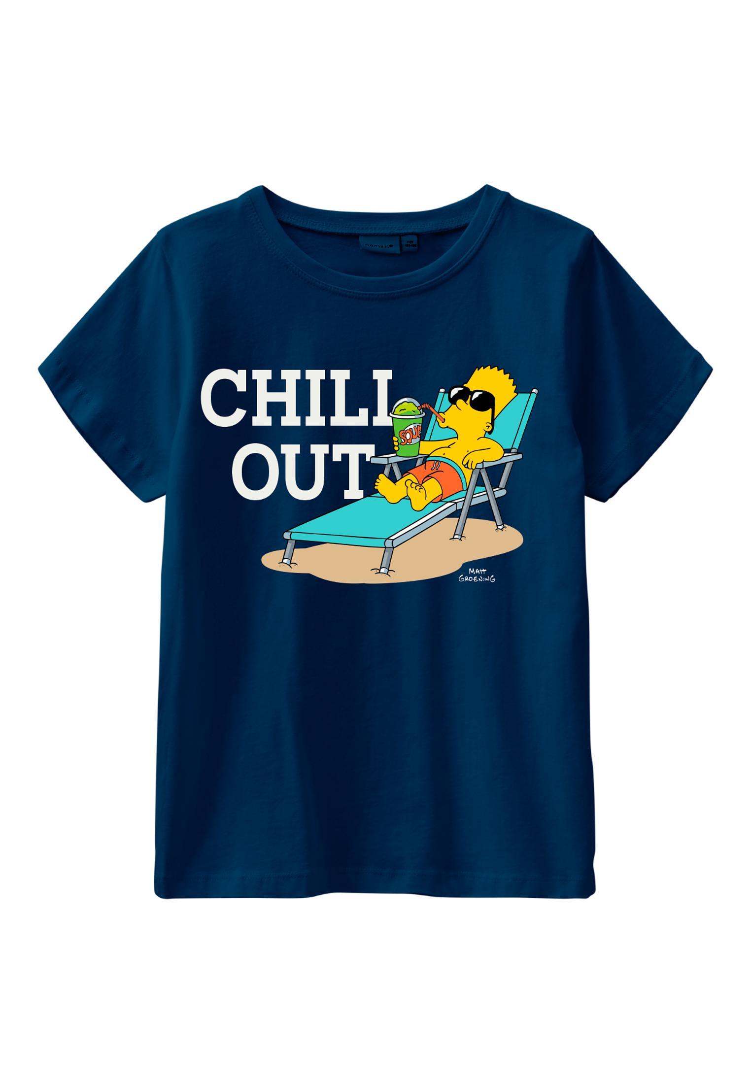 Name It Simpsons Emil t-shirt