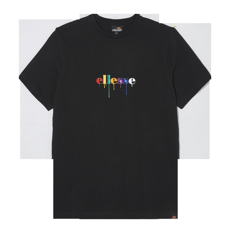 Ellesse Giorvoa t-shirt, black, x-small