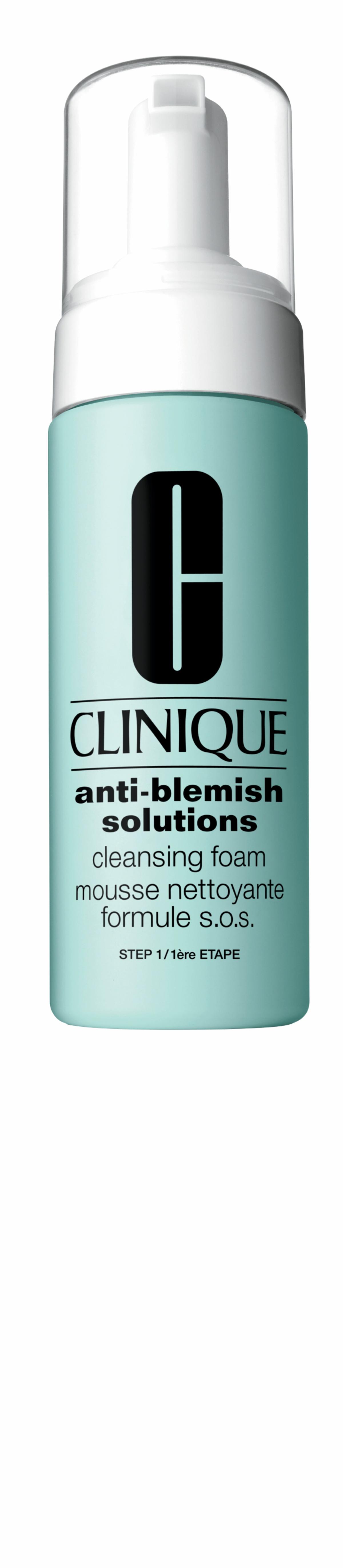 Clinique Anti-Blemish Solutions Cleansing Foam, 125 ml