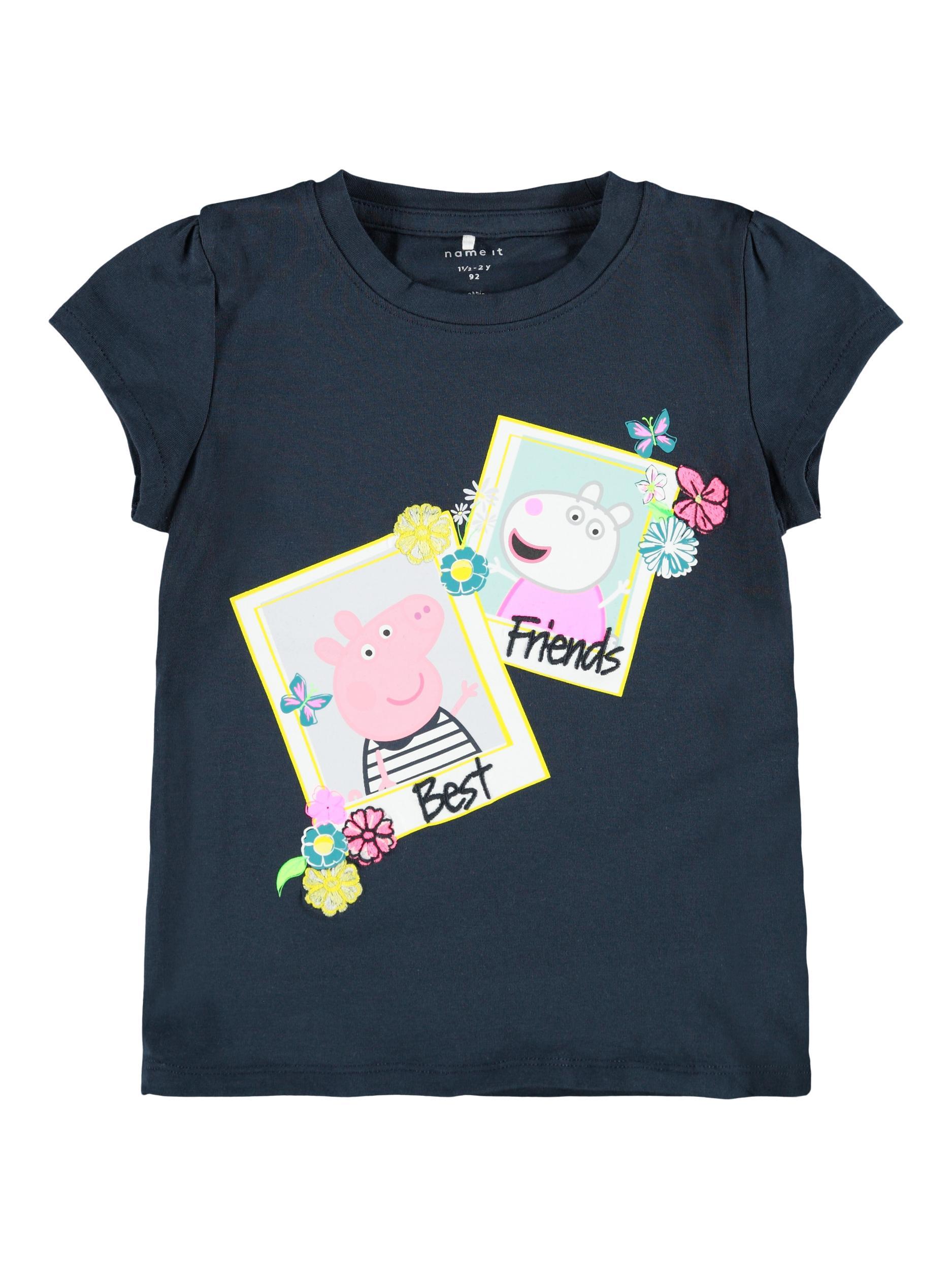 Name It Gurli Gris t-shirt, dark sapphire, 98