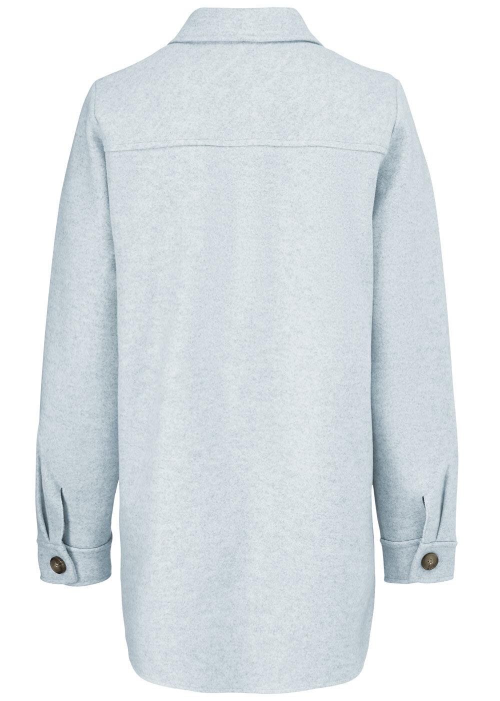 Modström Helga jakke, chambray blue, x-large