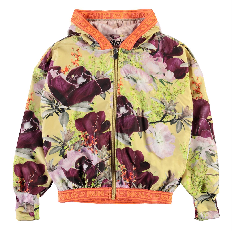 Molo Ophelia jacket, orchid, 122/128