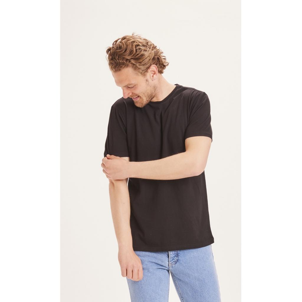 Knowledge Cotton Apparel Alder basic t-shirt