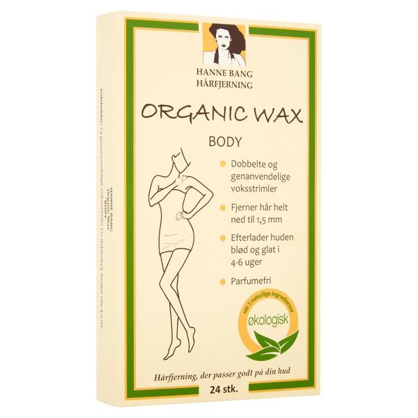 Hanne Bang Organic Wax Body