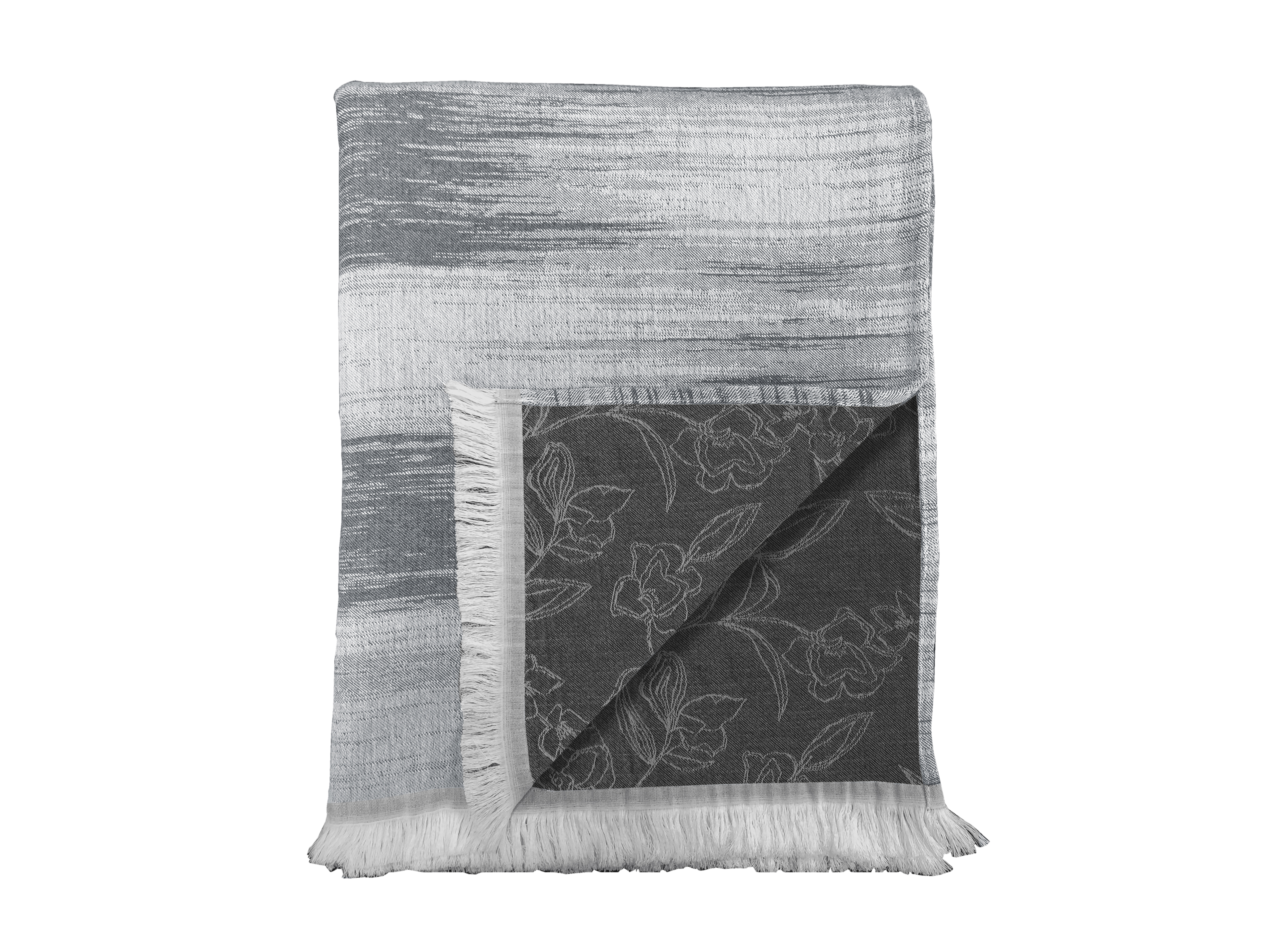 Södahl Infinity plaid, 130x170 cm, ash