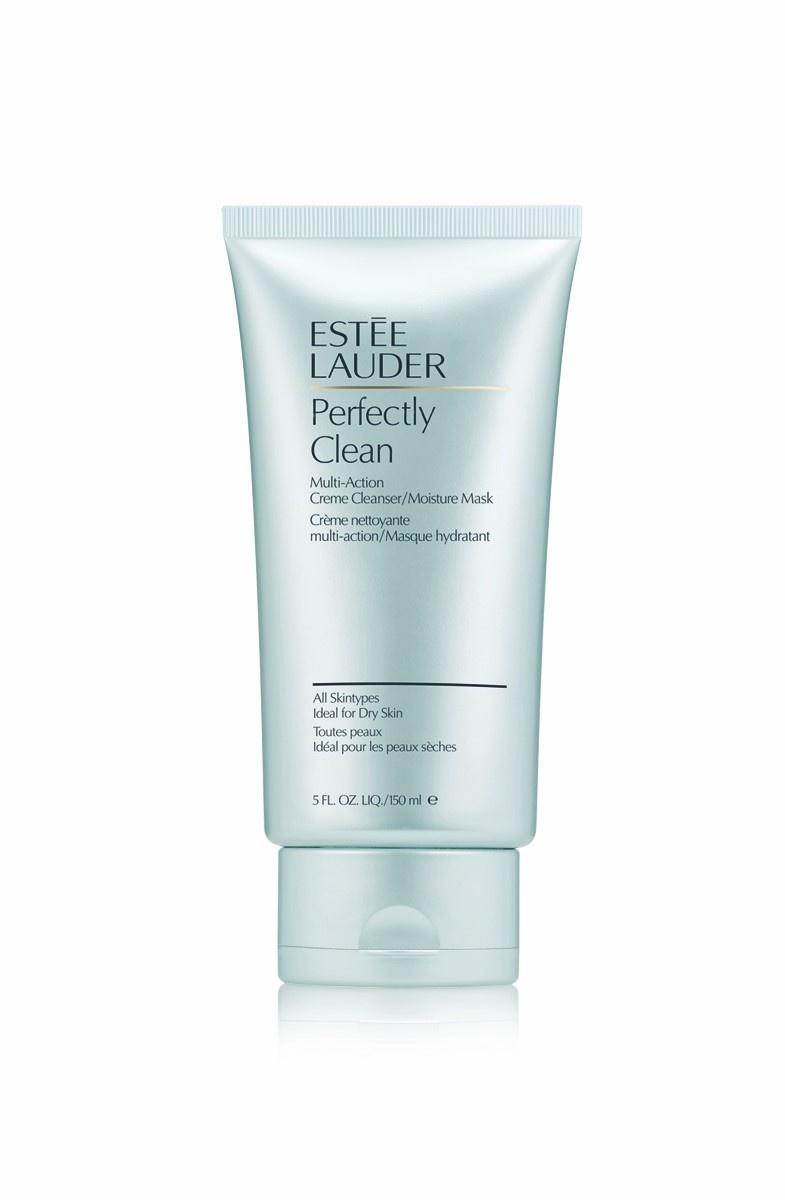 Estée Lauder Perfectly Clean Creme Cleanser/Moisture Mask, 150 ml
