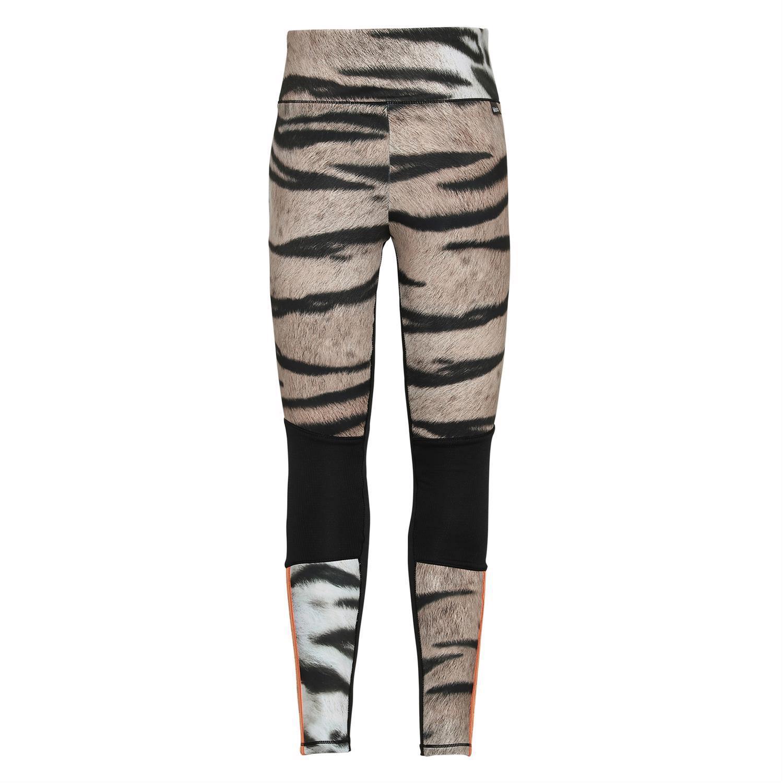 Molo Olympia leggings, wild tiger, 134/140