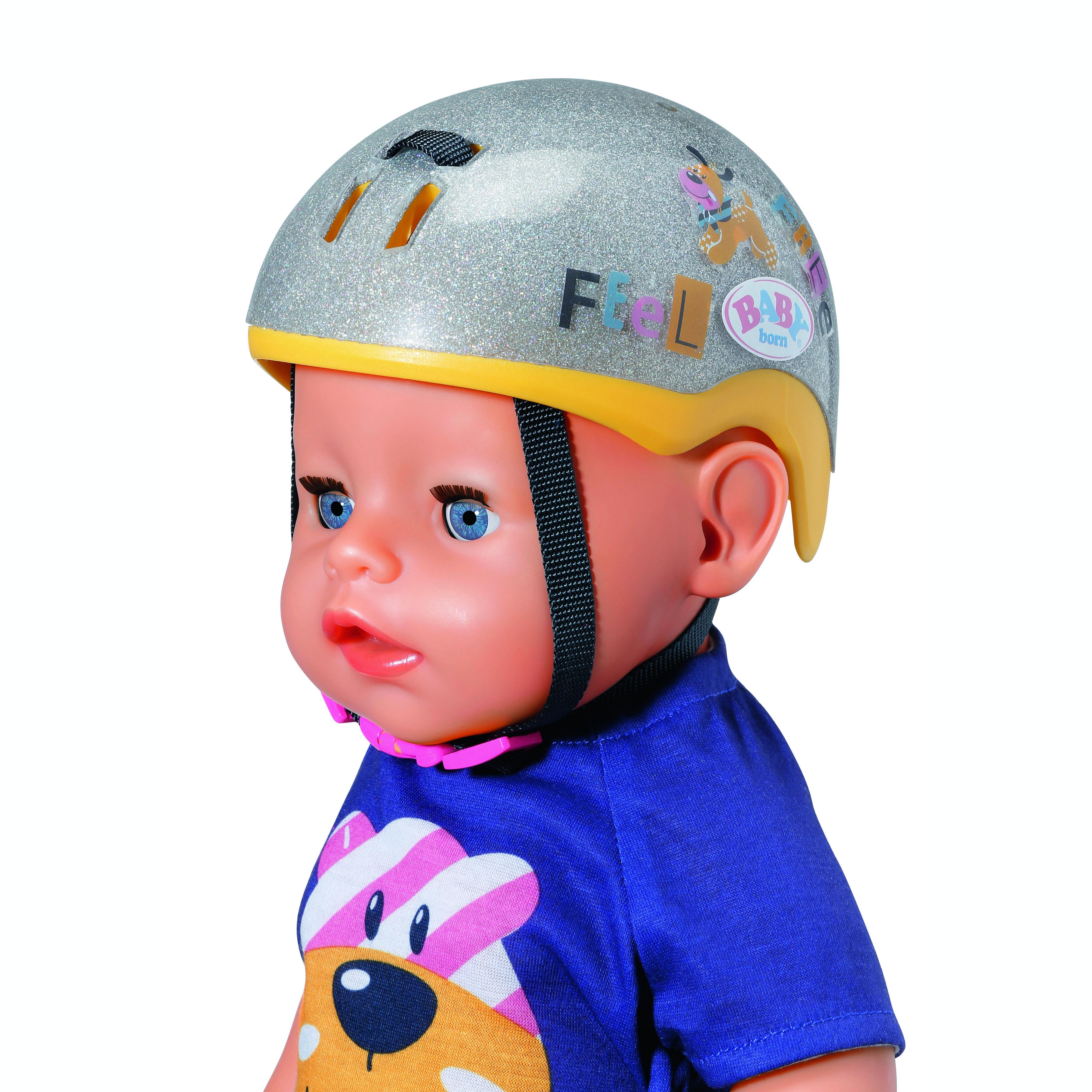Baby Born Cykelhjelm, 43 cm