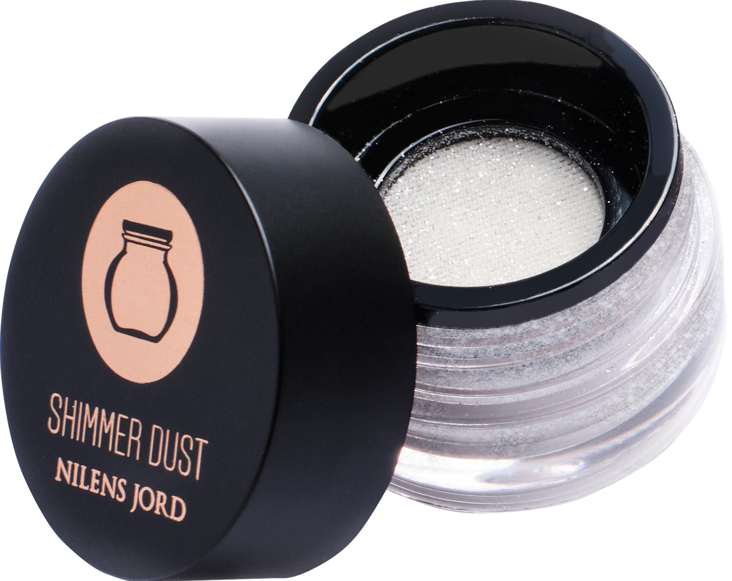 Nilens Jord Shimmer Dust, 7727 silver