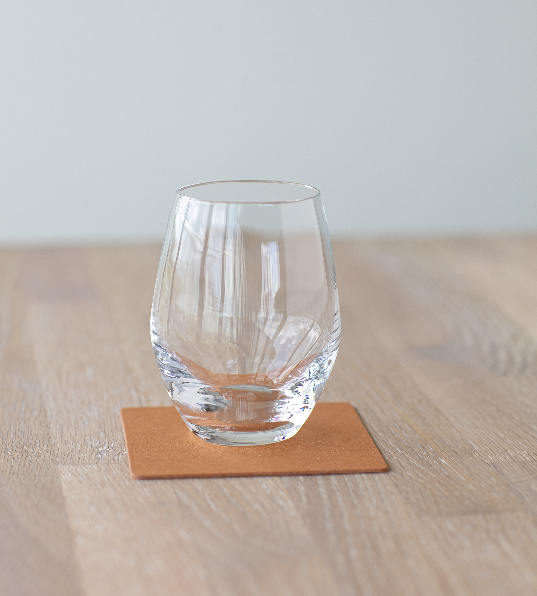 Lind DNA Square Core Glass Mat, flecked anthracite