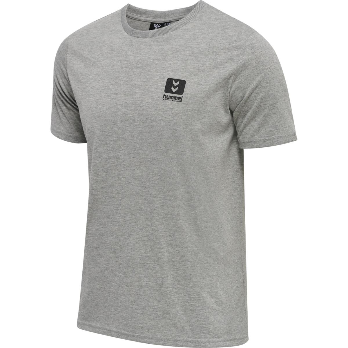 Hummel hmlLGC t-shirt, grey melange, x-large