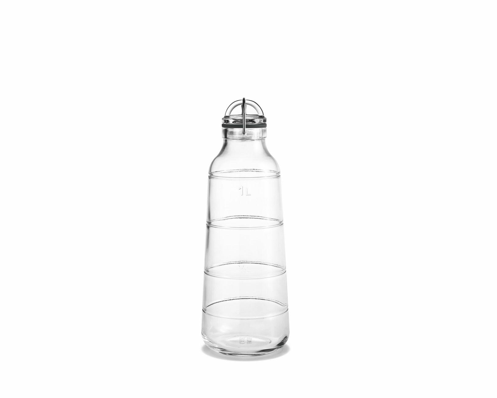 Holmegaard Scala flaske, 1 liter