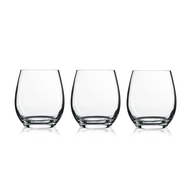 Luigi Bormioli Palace Tumbler glas, 400 ml, 6 stk