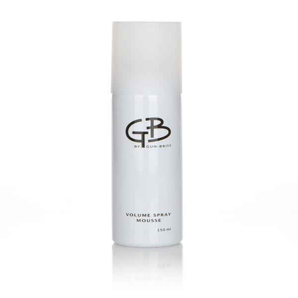 GB by Gun-Britt volume spray mousse, 150 ml
