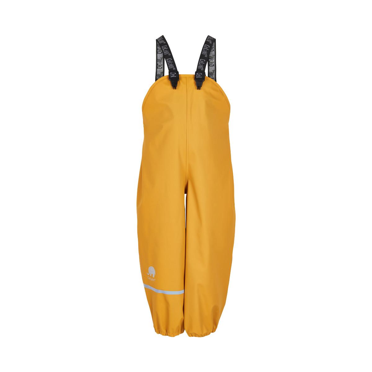 CeLaVi regntøj, yellow, 80