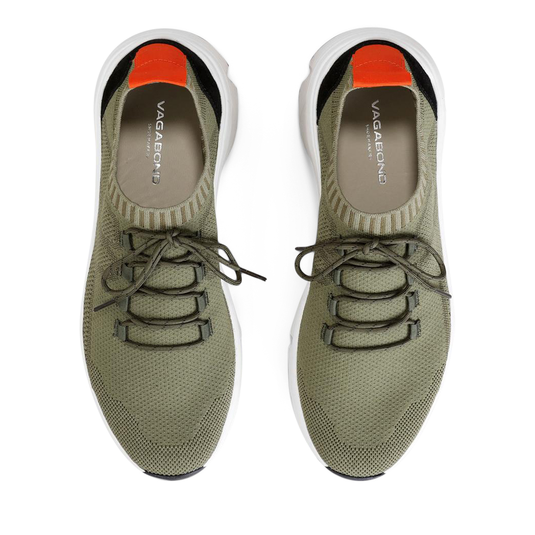 Vagabond Quincy sneakers, olive, 44