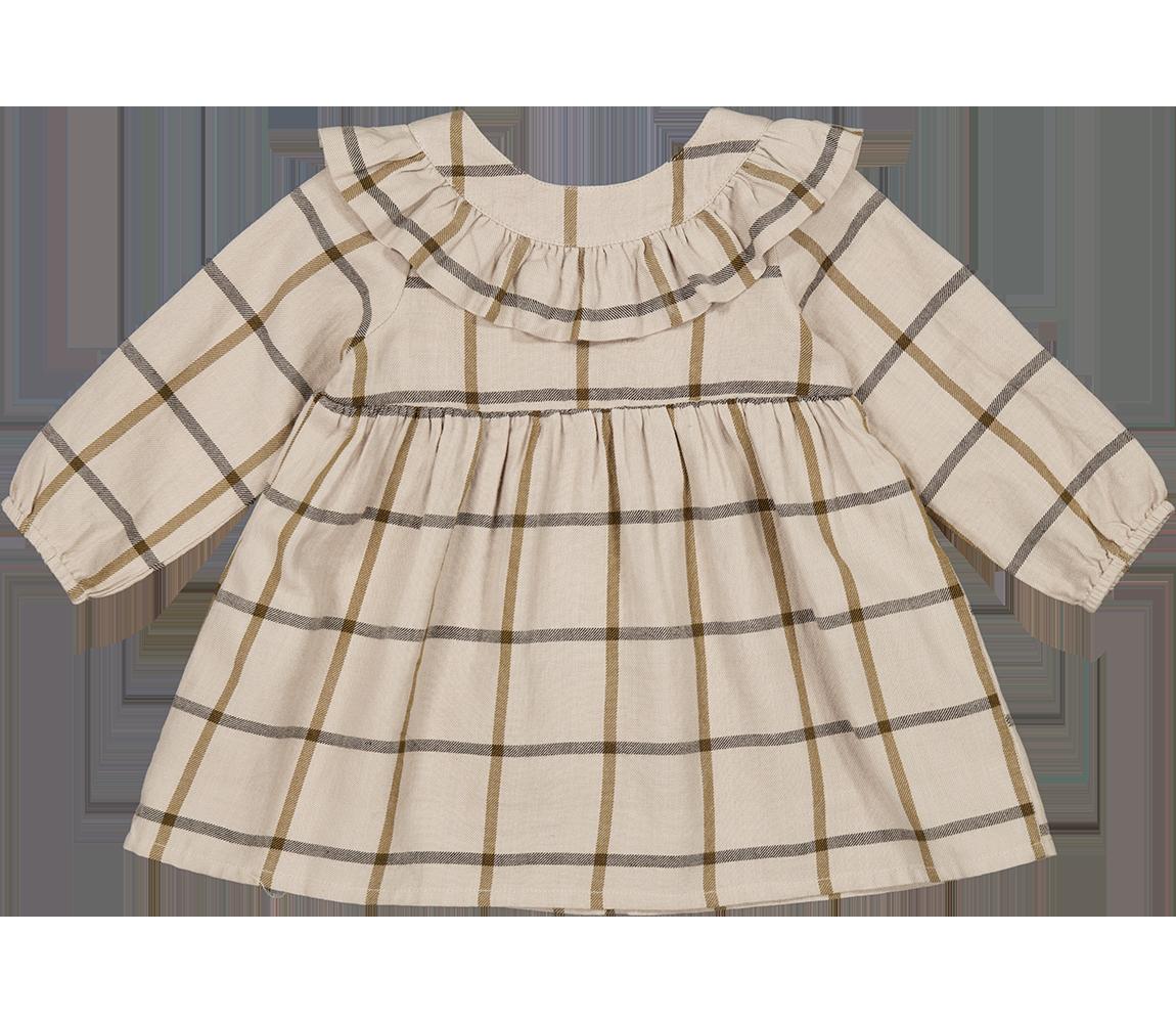 MarMar Deas Kjole, Llama Check, 74 cm