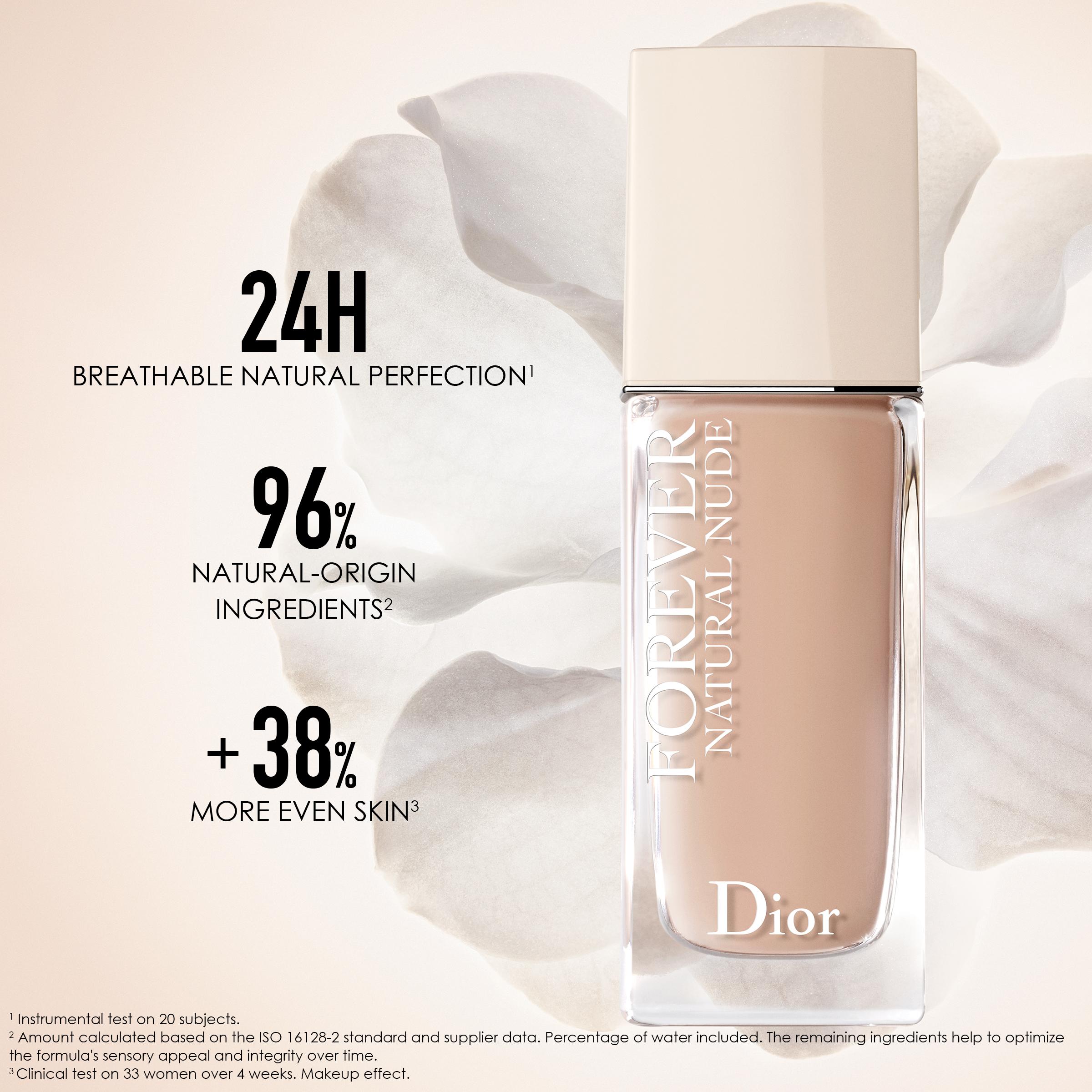 DIOR Forever Natural Nude Lightweight Foundation, 4,5N